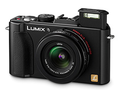 Panasonic Lumix DMC - LX5